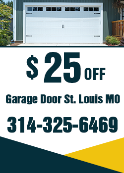 Garage door st louis mo overhead cable replacement st for Cost to build a garage st louis