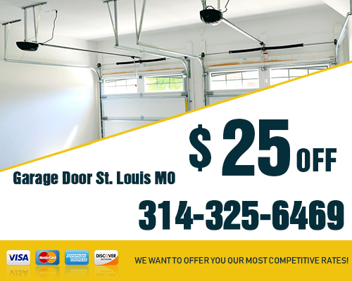 Garage Door St. Louis MO Coupon