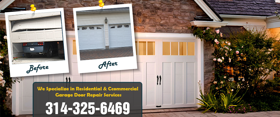 Garage door repair st louis for Garage door repair st louis mo