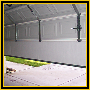 insulated Commercial garage door st louis mo