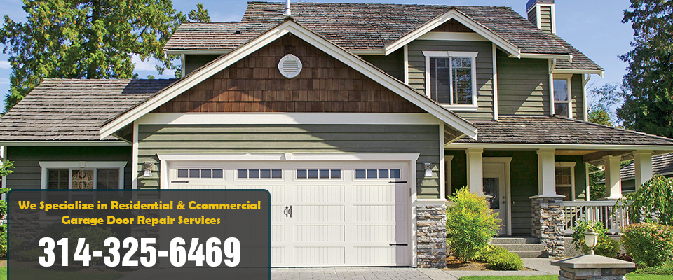 residential garage doors st. louis mo